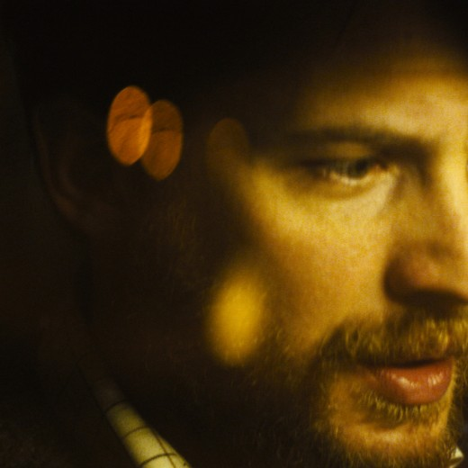 """This image released by A24 Films shows Tom Hardy in """"Locke."""" (AP Photo/A24 Films) ORG XMIT: NYET565"""